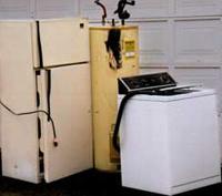 Appliance disposal