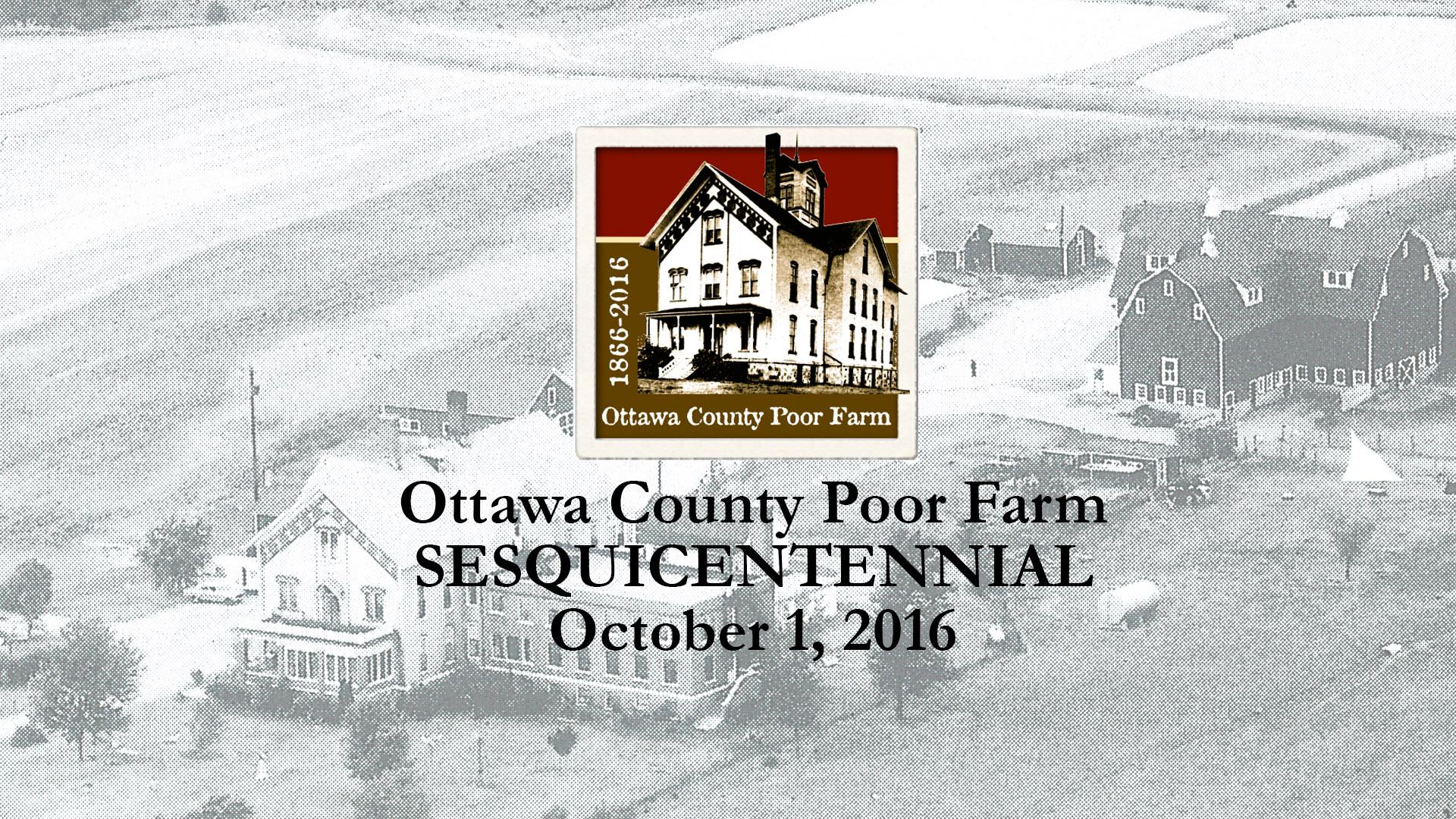Poor Farm Sesquicentennial Celebration