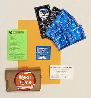 Mial order condoms