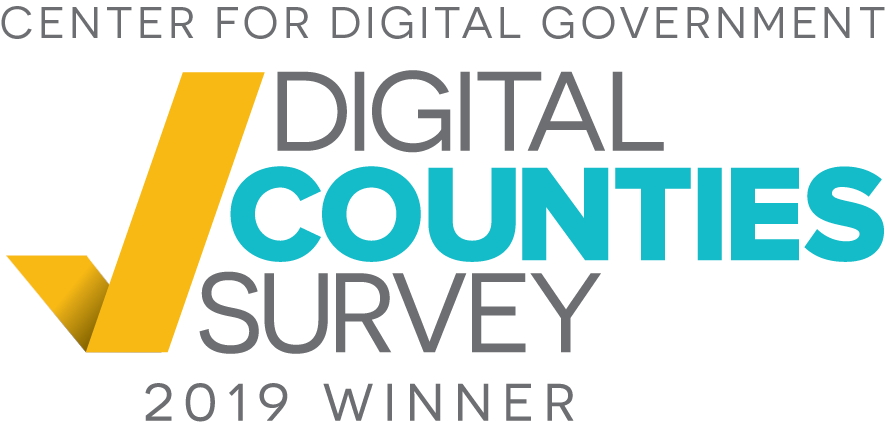 Digital Counties Survey Winner