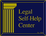 Legal Self Help Center Logo