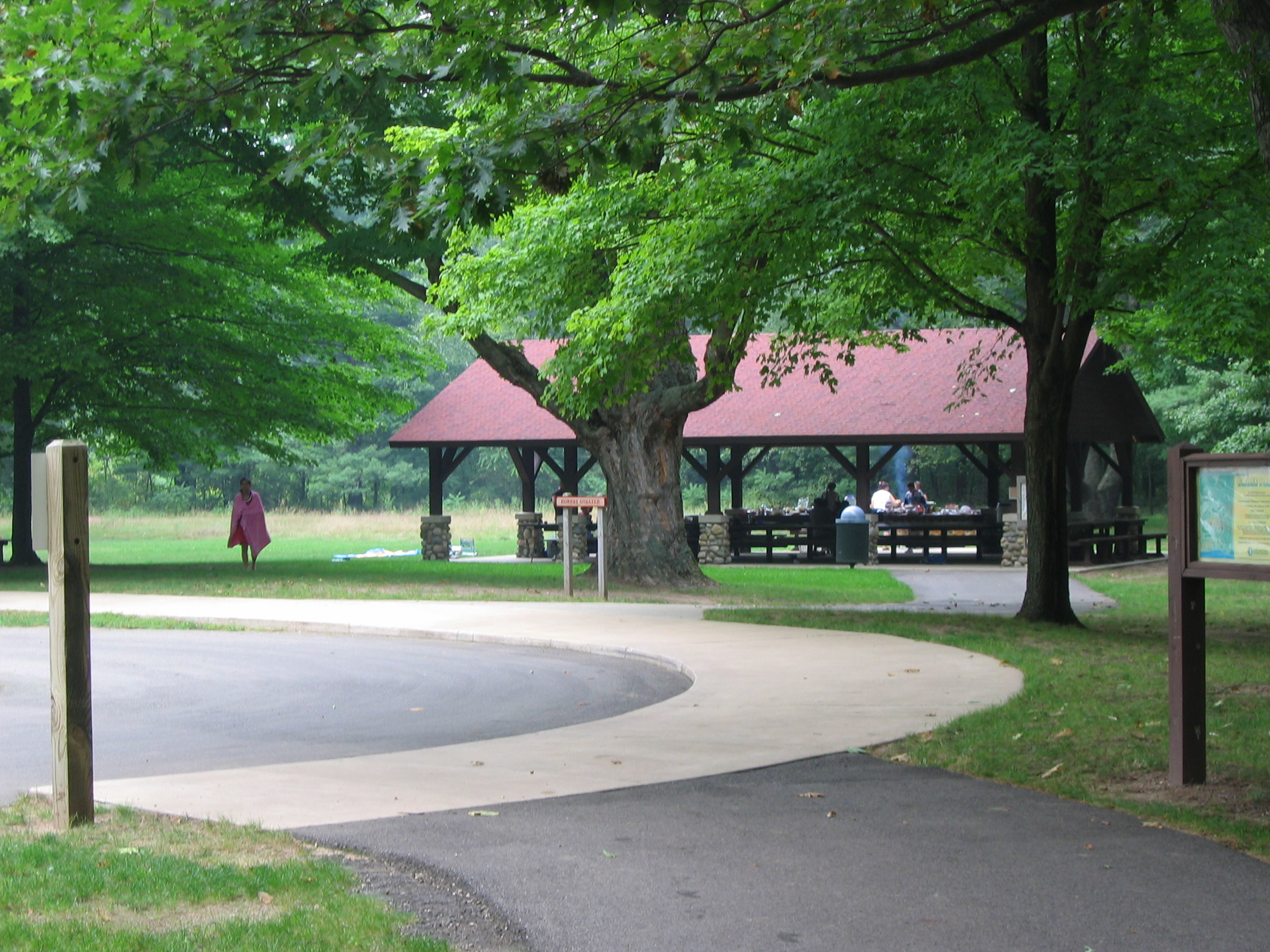 Grose Park Forest Shelter