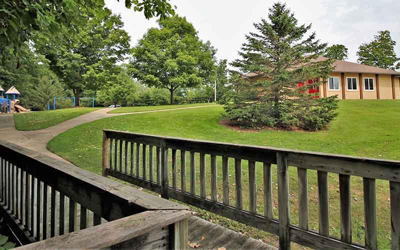 Grand River Park - Ottawa County, Michigan