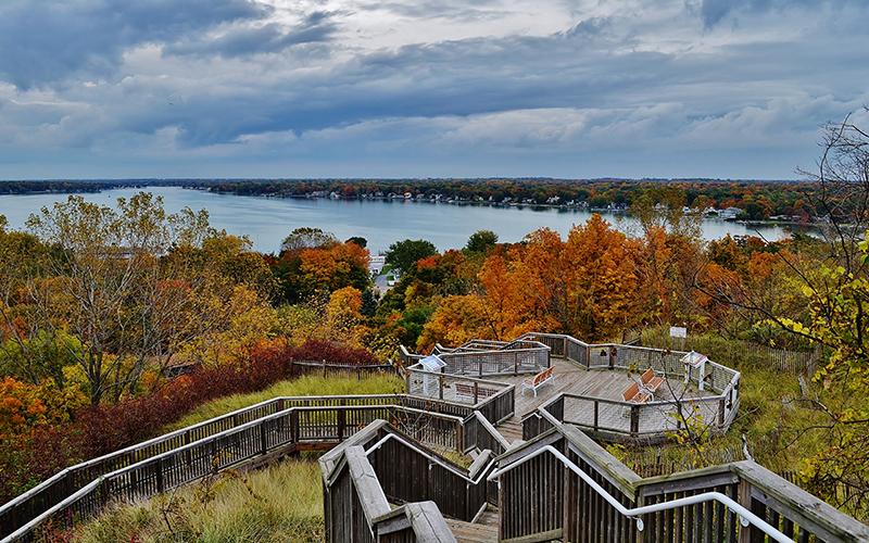 Historic Ottawa Beach Parks Ottawa County Michigan