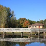 Grand River Park Picnic Building