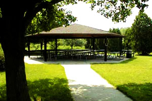 Hager Park Maples Shelter
