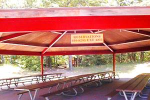 Kirk Park Picnic Shelter