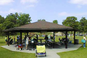 Tunnel Park North Picnic Shelter