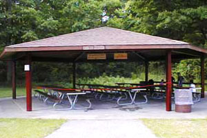 Tunnel Park South Picnic Shelter