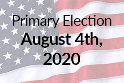 Notice of August Primary Election